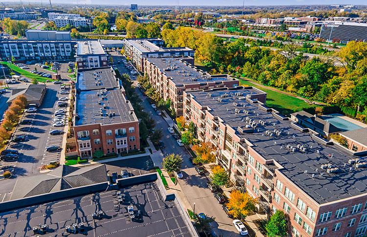 Harrison Park West Apartments