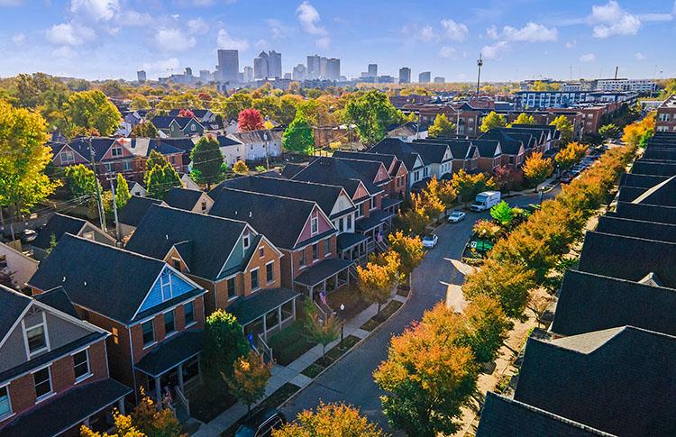 Harrison Park West Downtown Columbus