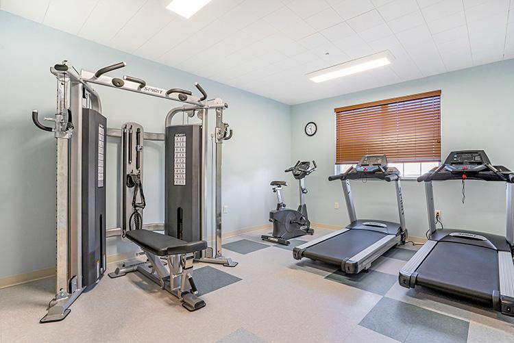 Parsons Place Gym