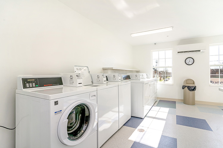 Parsons Place Laundry Room
