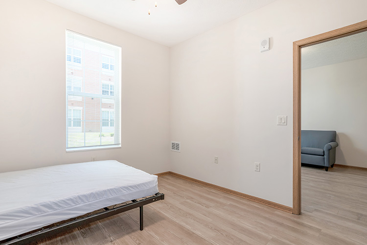 Parsons Place Unit Bedroom Corner 2