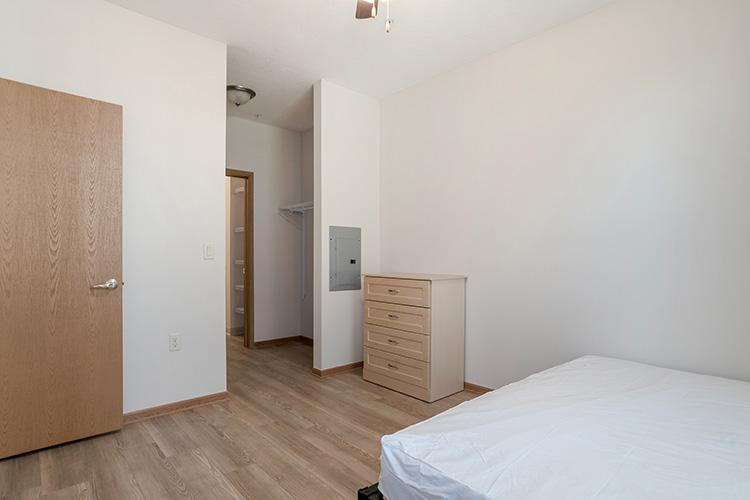 Parsons Place Unit Bedroom Corner