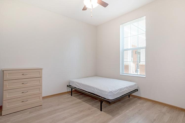 Parsons Place Unit Bedroom