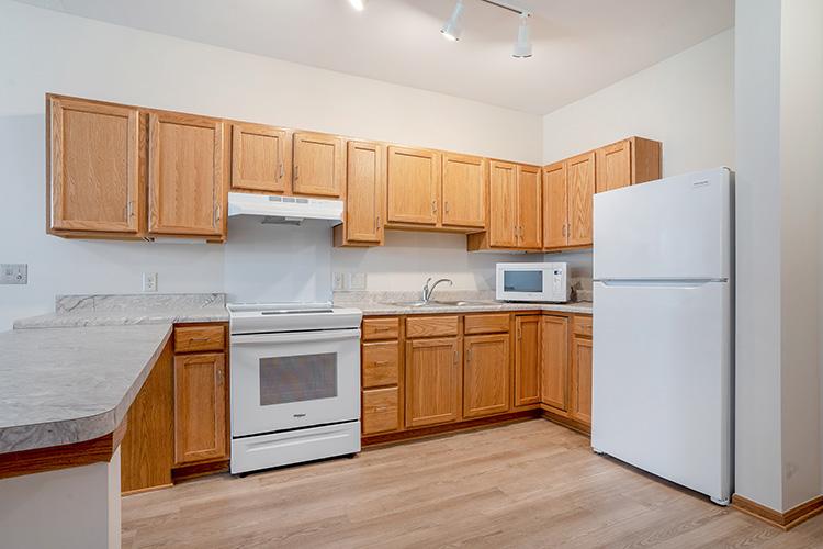 Parsons Place Unit Kitchen 2