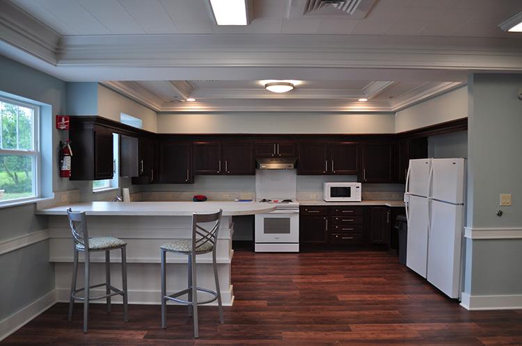 Parsons Place Unit Kitchen