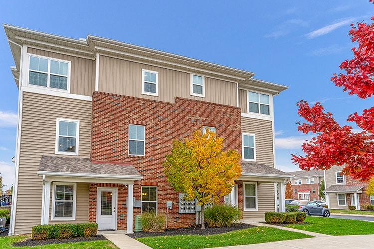 Polaris Place Apartments Corner Unit
