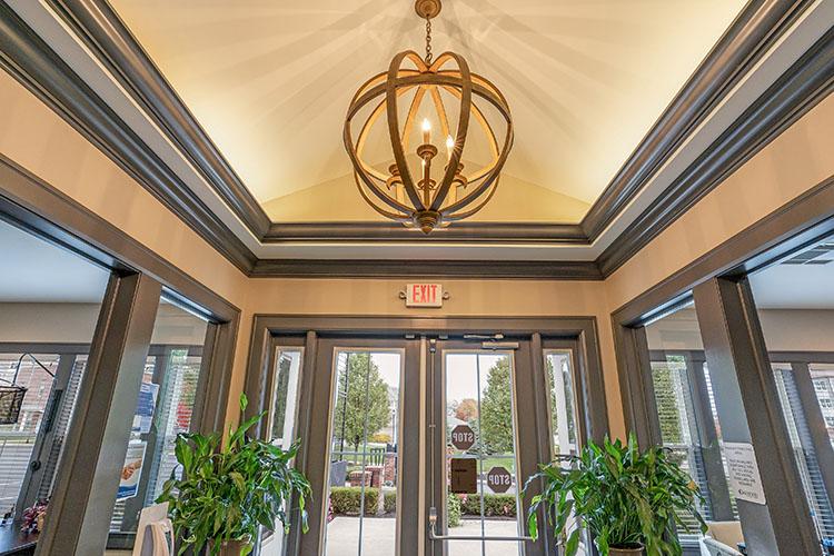 Polaris Place Apartments Lobby Entrance 2