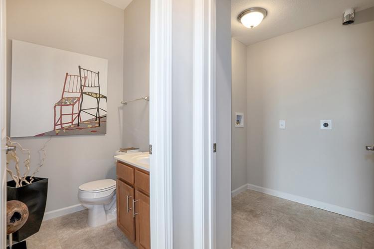 Polaris Place Apartments Unit Bathroom 2