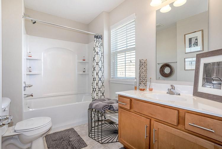 Polaris Place Apartments Unit Bathroom 9