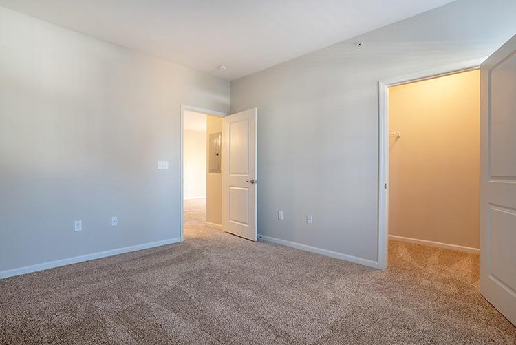 Polaris Place Apartments Unit Bedroom