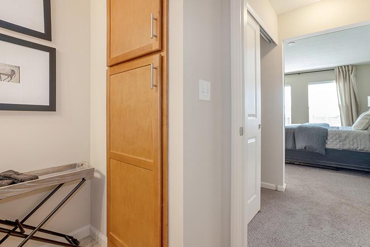 Polaris Place Apartments Unit Cabinets