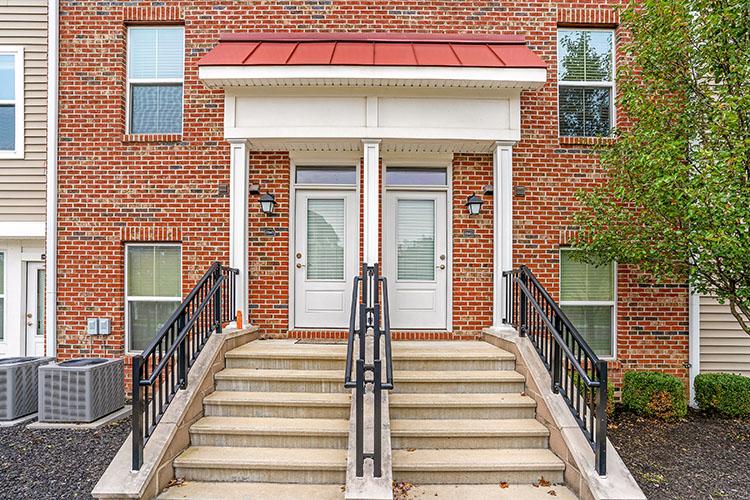 Polaris Place Apartments Unit Enterance