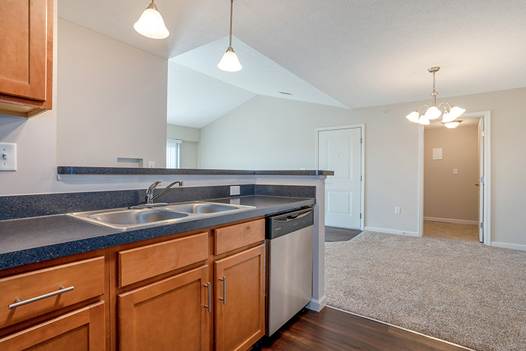 Polaris Place Apartments Unit Kitchen 6