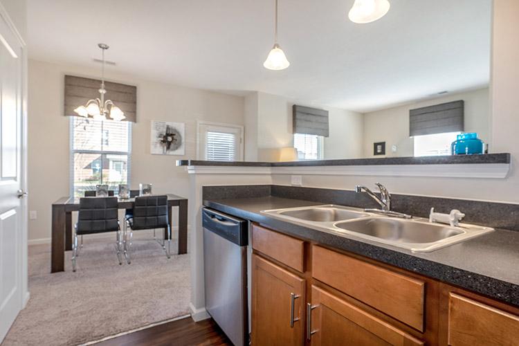 Polaris Place Apartments Unit Kitchen 8