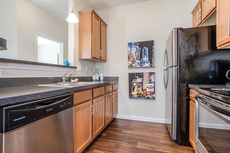 Polaris Place Apartments Unit Kitchen 9