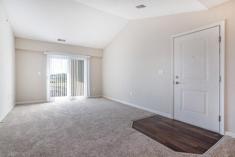 Polaris Place Apartments Unit Living Room 4
