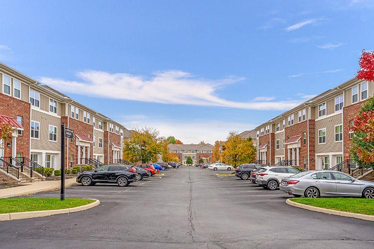 Polaris Place Apartments Unit Parking