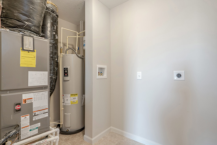 Polaris Place Apartments Water Heater