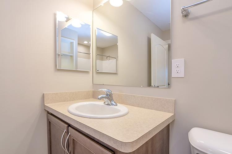 Spring Leaf Place Apartments Bathroom Sink