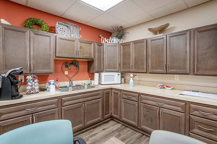 Spring Leaf Place Apartments Kitchen