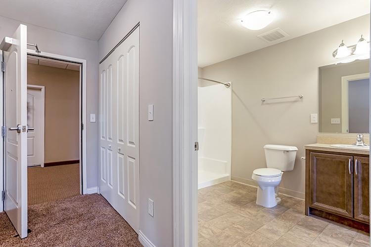 Spring Leaf Place Apartments Unit Bathroom 4