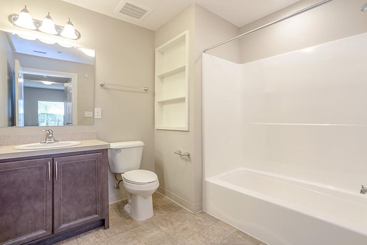 Spring Leaf Place Apartments Unit Bathroom