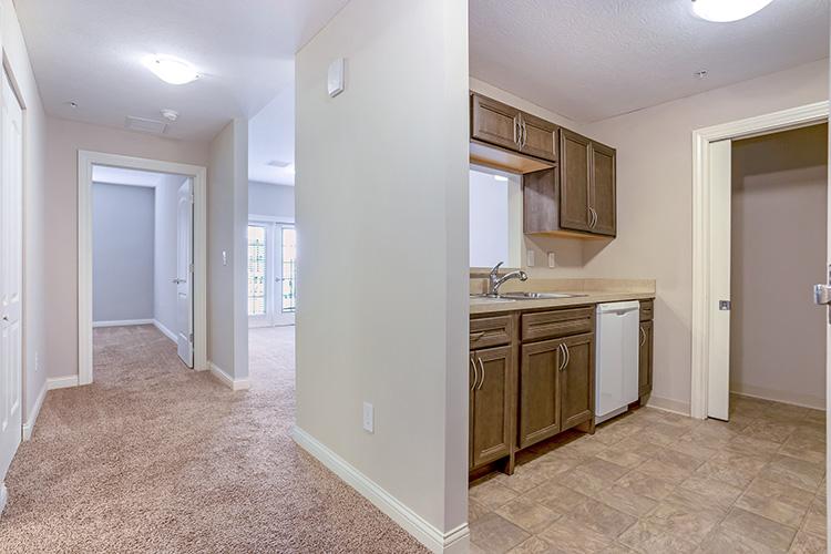 Spring Leaf Place Apartments Unit Hallway 2
