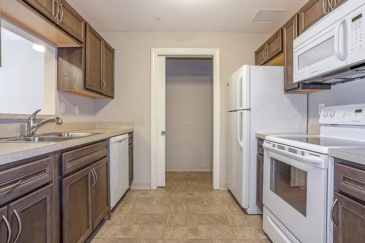Spring Leaf Place Apartments Unit Kitchen 6