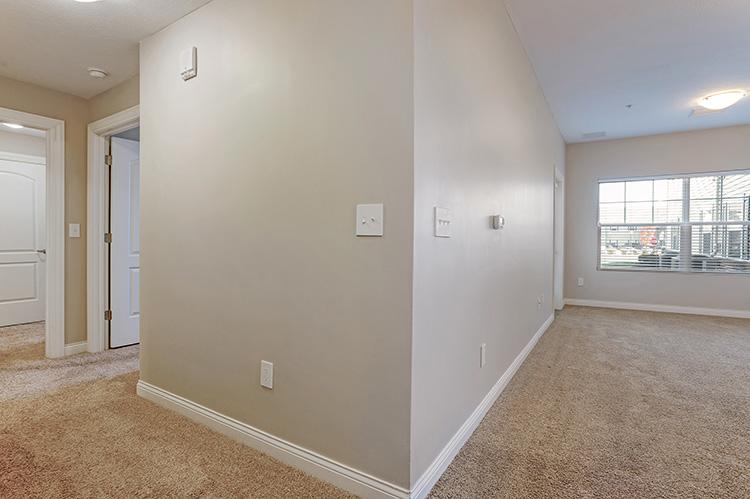 Spring Leaf Place Apartments Unit Living Room Corner