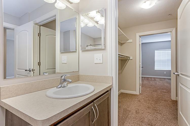 Spring Leaf Place Apartments unit bathroom 6