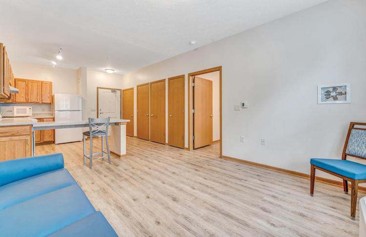 Unit Living Room 2